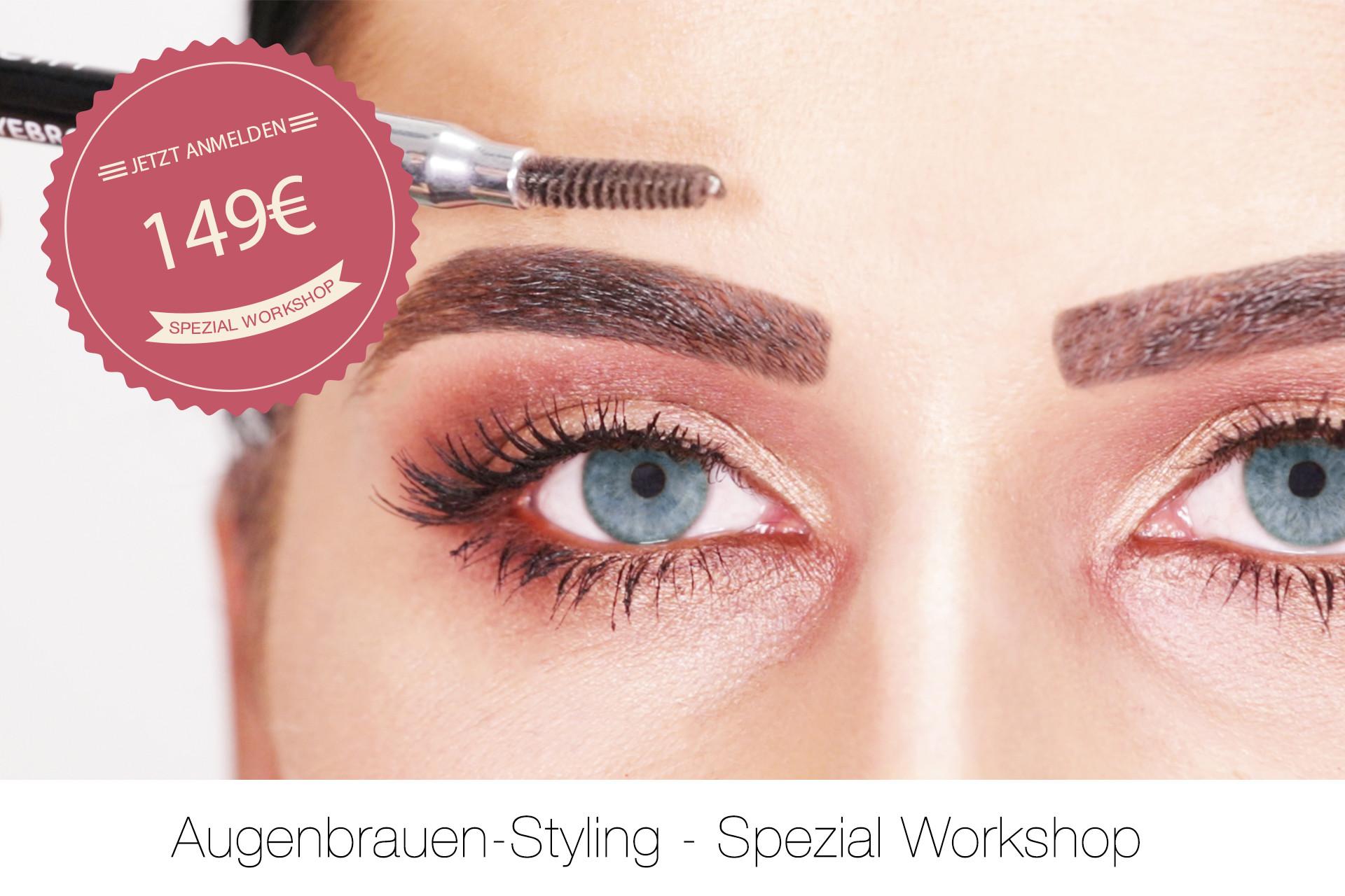 Augenbrauen Spezial Workshop