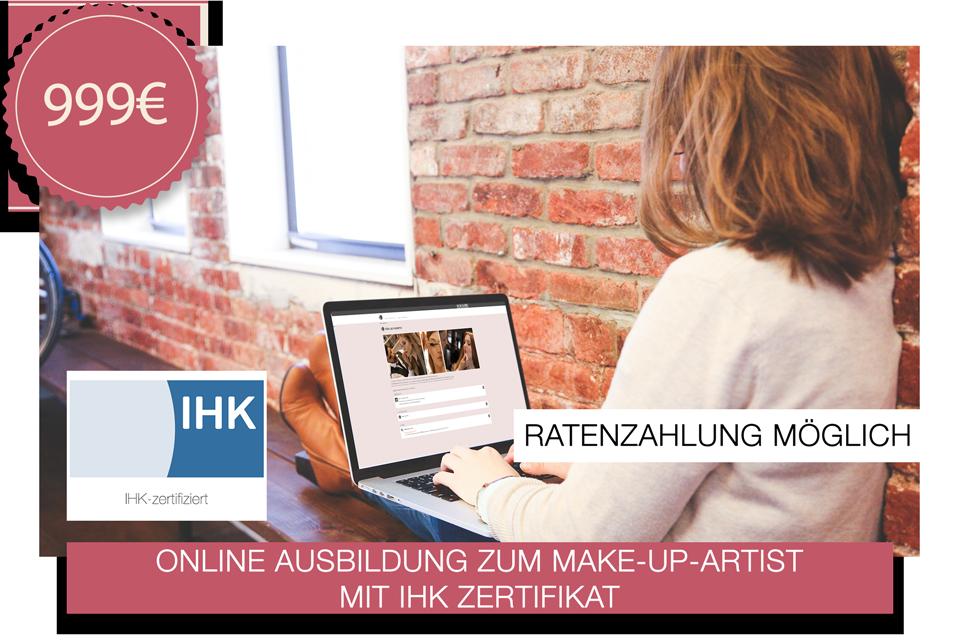 Online-Akademie - Reza Shari Make-up-Akademie